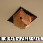 papercraft-ceiling-cat