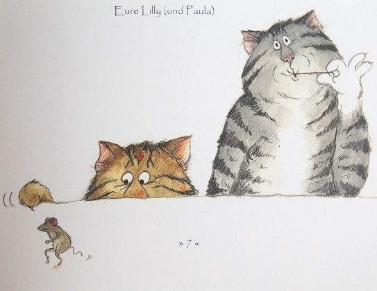 Katzen und ihre Zweibeiner