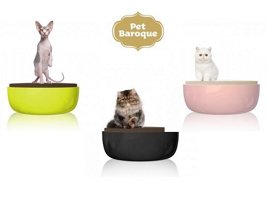 Katzenbetten pets baroque