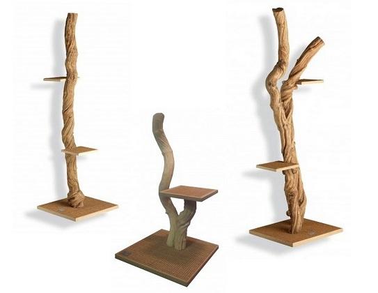lianen kratzbaum aus den niederlanden interessantes f r katzenfreunde. Black Bedroom Furniture Sets. Home Design Ideas
