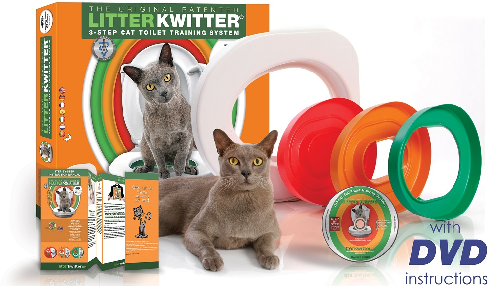 Katzentoilette Trainingsset