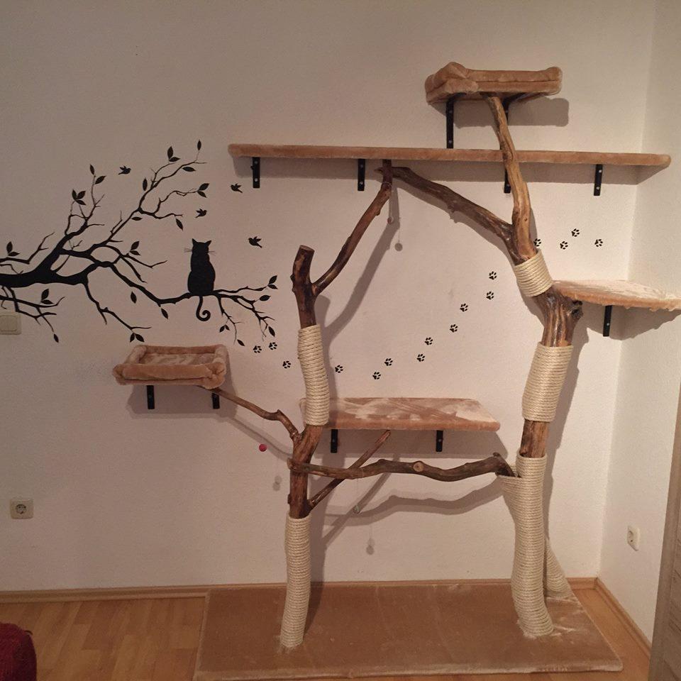 Kratzbaum selber bauen anleitung ~ Ihr Traumhaus Ideen
