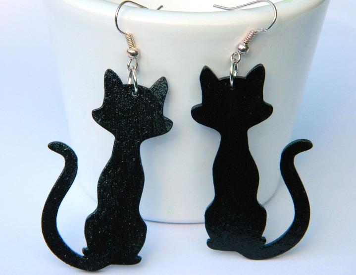 Ohrschmuck Katzen