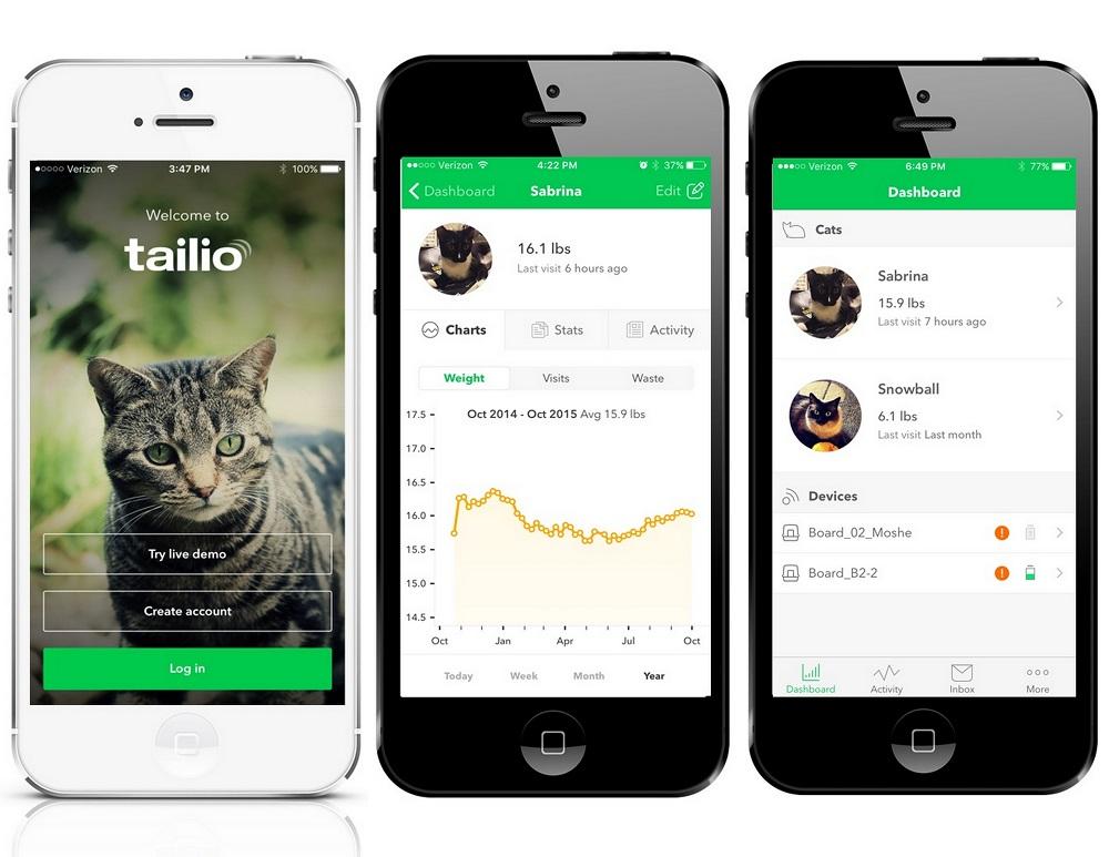 Katzentoiletten-App