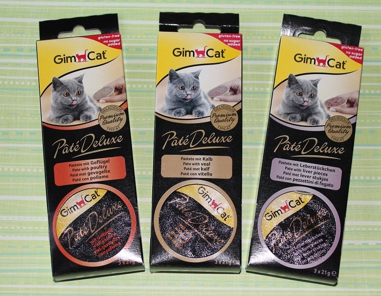 Gimcat Pate Deluxe Erfahrung