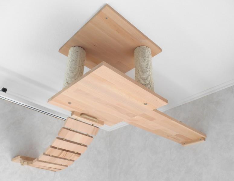 hoch hinaus mit jennys tiershop raumerweiterung f r katzen interessantes f r. Black Bedroom Furniture Sets. Home Design Ideas