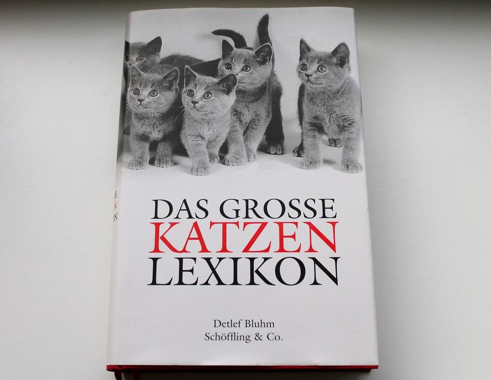 Das grosse Katzenlexikon