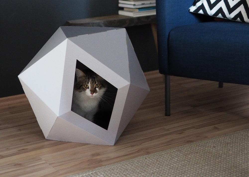 Cat Box Katzenhaus