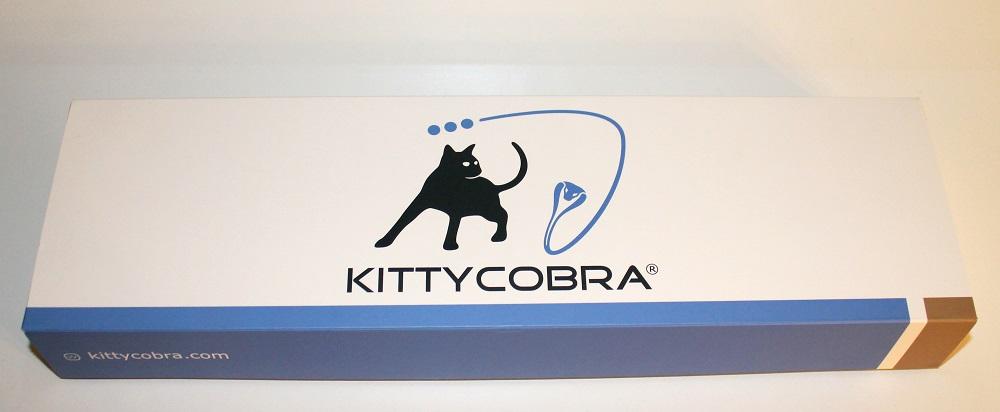 Katzenangel Kittycobra