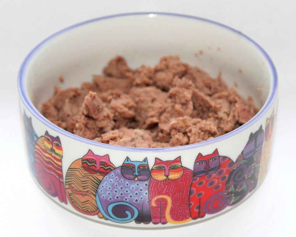 Katzennapf Katzenfutter