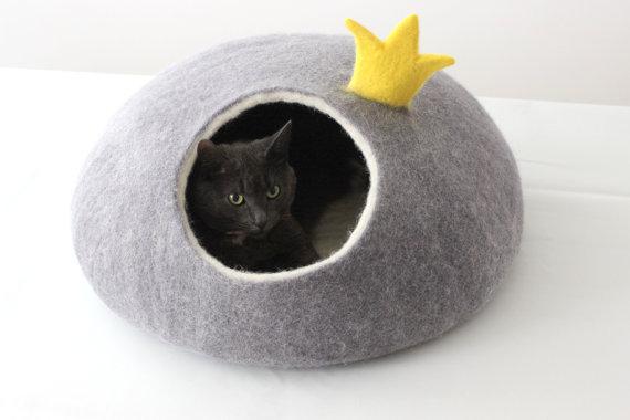 Katzenhoehle Prinzessin