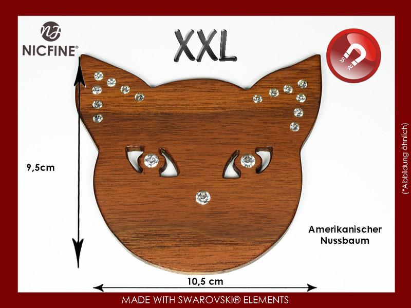 Magnet Katze xxl