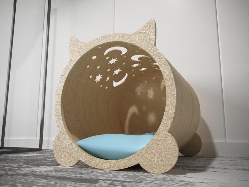 Katzenhoehle Katzenohren
