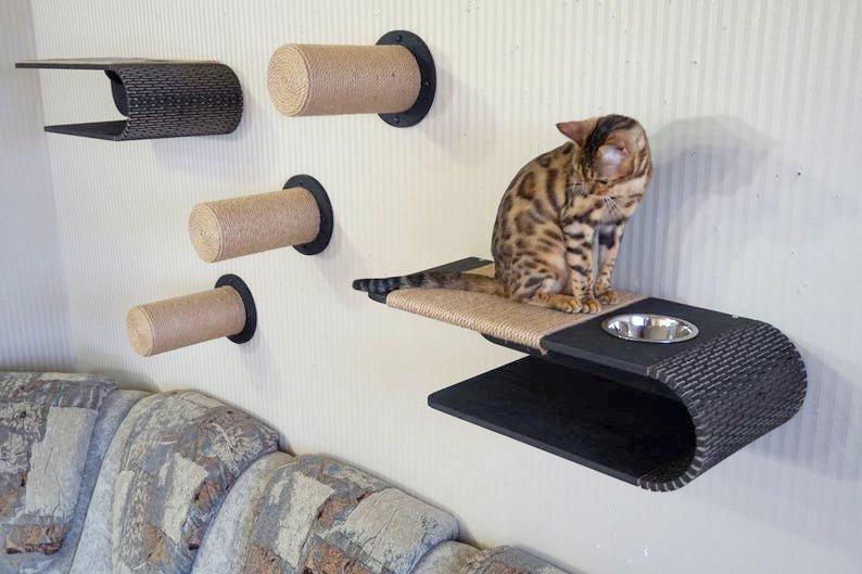 fuer Katzen zum Klettern