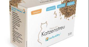 Katzenstreu für Allergiker natuerlich