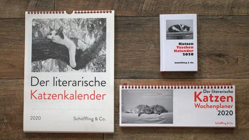 Katzenkalender literarisch