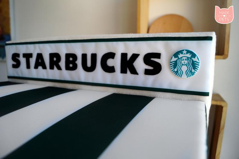 Starbucks Gadget Katzen