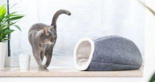 Katzenhoehle Katzenschlafsack
